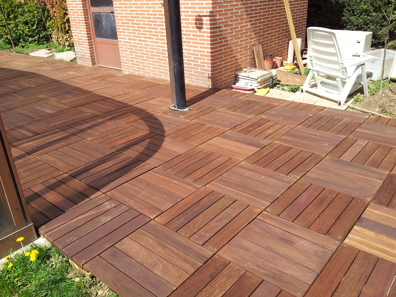 Suelo exterior madera dise os arquitect nicos - Suelo exterior madera ...
